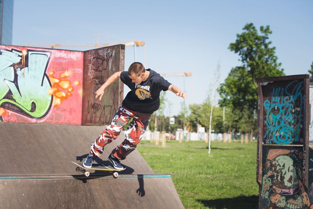SkateBord park